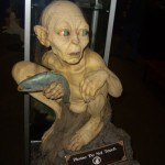 At Weta Cave - Golem