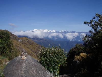 Inca Trail highlight- credit: Amy Huang
