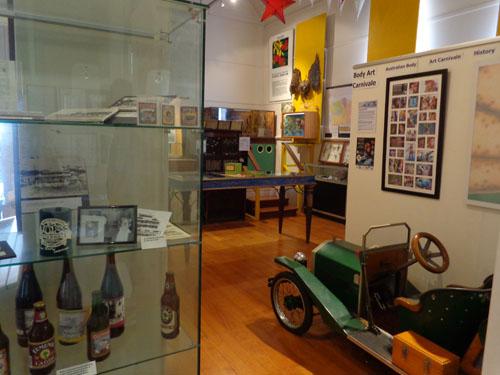 Eumundi museum (Amy McPherson)