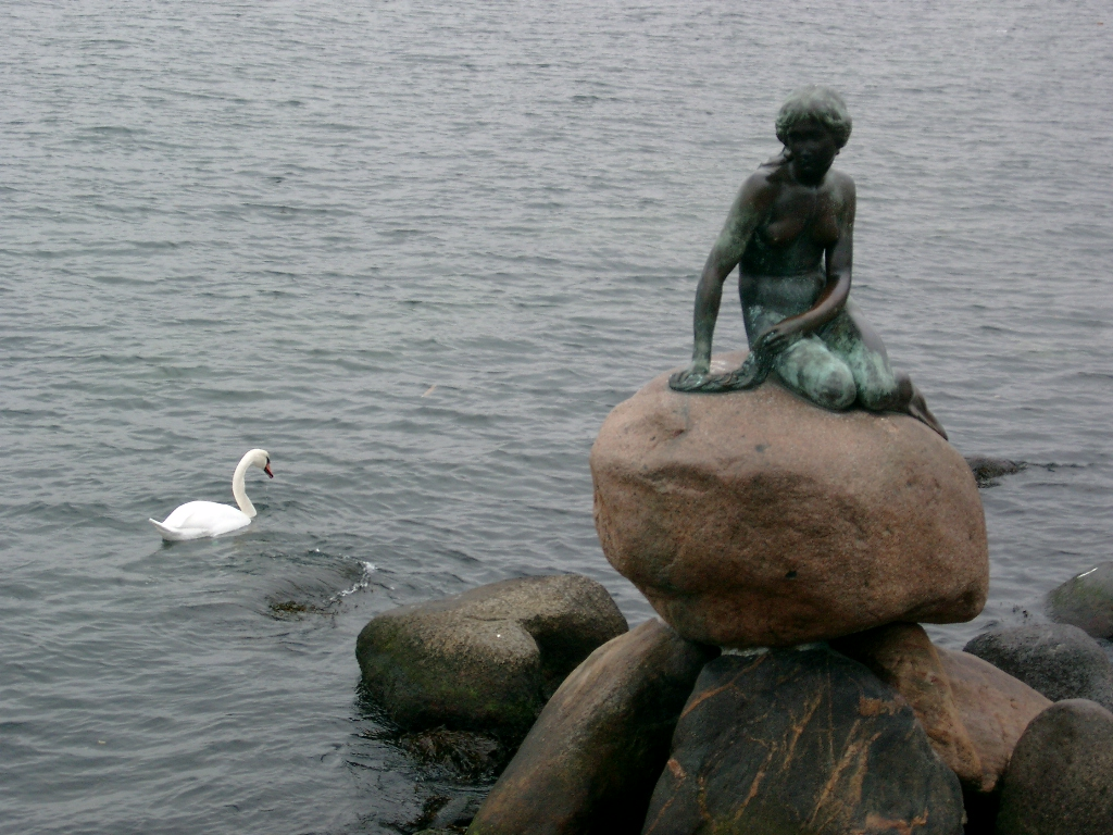 Mermaid Copenhagen - Amy McPherson