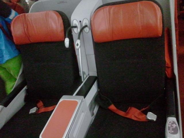 Air Asia Premium Seats_ Amy McPherson