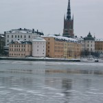 Stockholm in winter - Amy McPherson