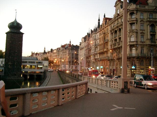 Prague - Amy McPherson