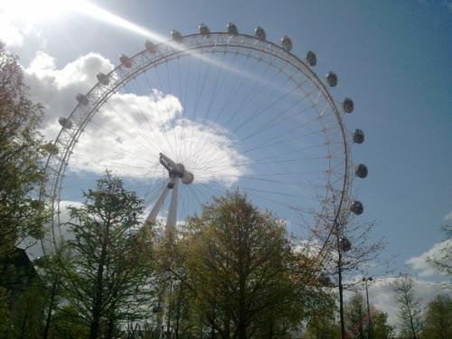 London Eye - Amy McPherson
