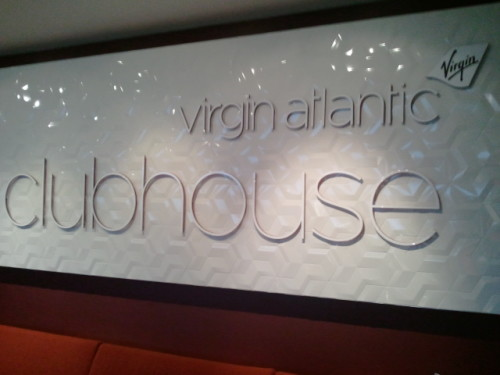 Virgin Atlantic Clubhouse - Amy McPherson