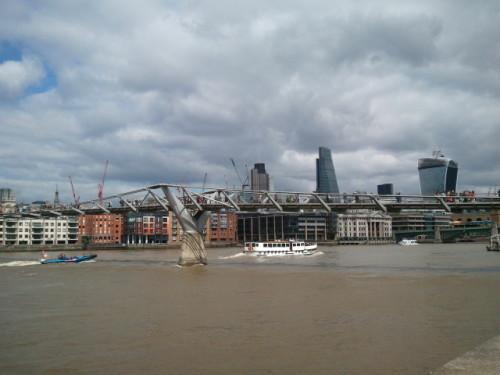 London Skyline - Amy McPherson
