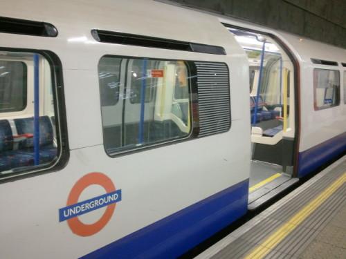 London Tube - Amy McPherson
