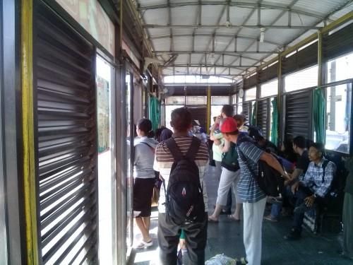 Bus Shelter Jogjakarta - Amy McPherson
