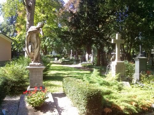 Bonn Alter Friedhof - Amy McPherson