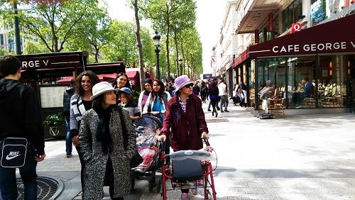 A-Paris-street