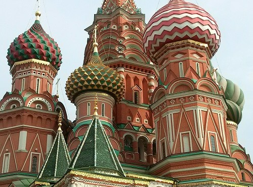 St Basil Cathedral Moscow - Amy McPherson
