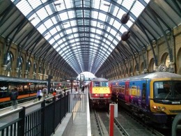 A Quick Guide To Travelling Britain By Rail