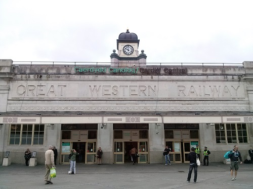 CardiffStation