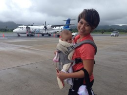 Interview with: Nila Tanzil Petersen, Inspiring Mum Traveller!
