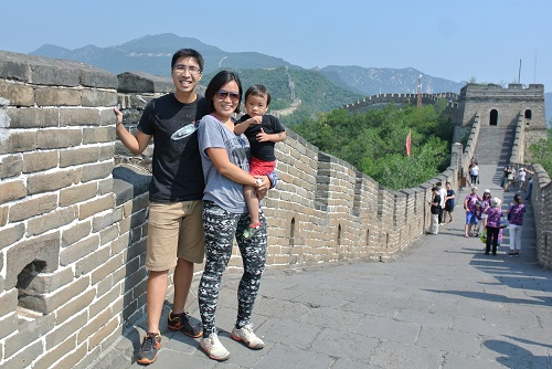 Scaling the Great Wall