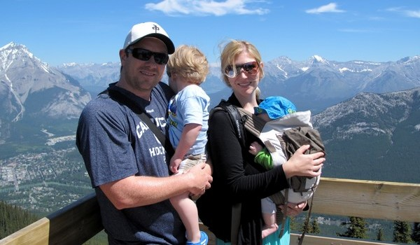 Interview with: Cam and Nicole Wear, Who Travel With Their Two Sons