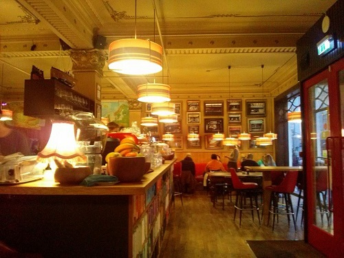 The Laundromat Café - Reykjavik has plenty of these lovely cafes, restaurants and happening pubs and bars around the city.
