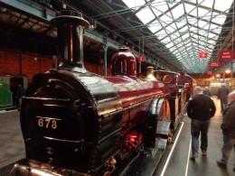 The Fantastic National Railway Museum in York