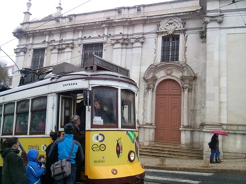 Lisbon has an excellent transport network of metro, trams and buses. The street tram is popular because they are old and charming, but can get super crowded. Opt for the metro instead if you are pressed for time.
