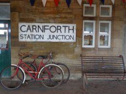 A Brief Encounter with Carnforth