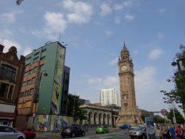 Belfast is no longer ugly!