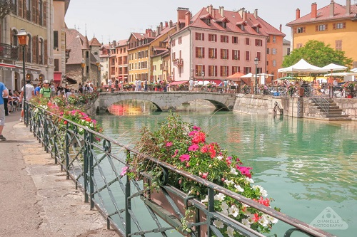 Annecy is Livia's favourite destination in France. (Image courtesy of Livia) Cheng