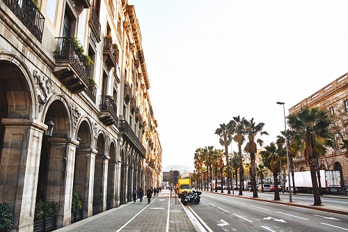 Barcelona has a good selection of great tapas bars!