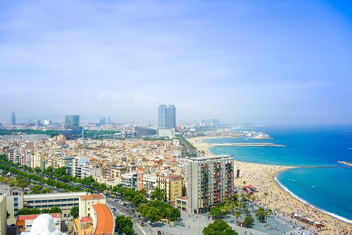 Does Barcelona look amazing?